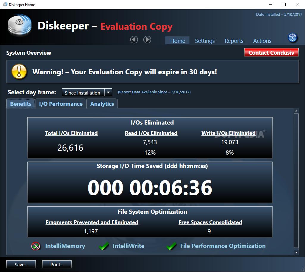 diskeeper
