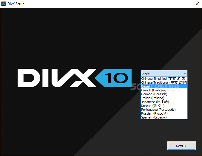 divx windows10