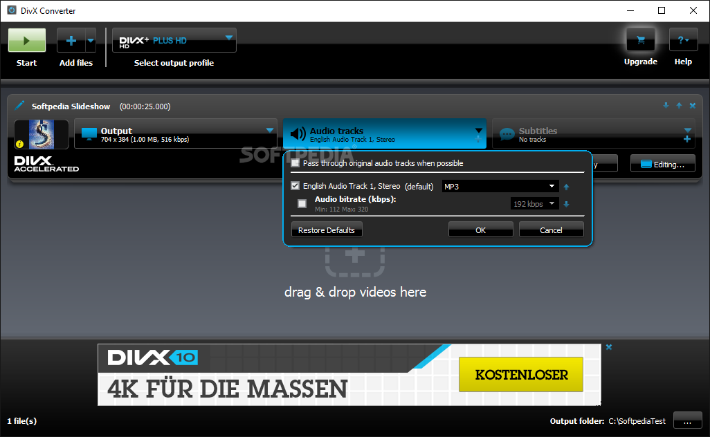 DivX Accelerated