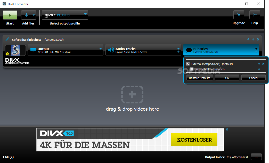 divx 10 player download