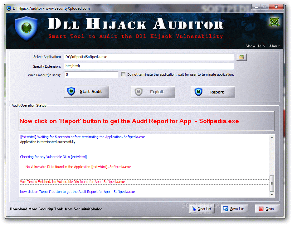 Download Dll Hijack Auditor Portable 3 0
