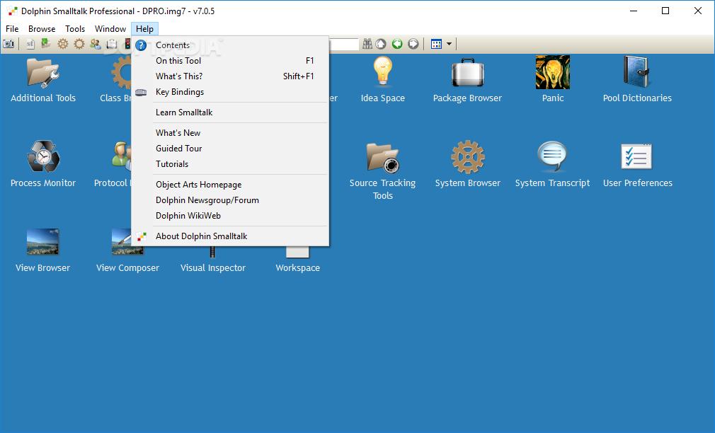 Download Dolphin Smalltalk 7 1 4 / 7 1 8 VM Binaries