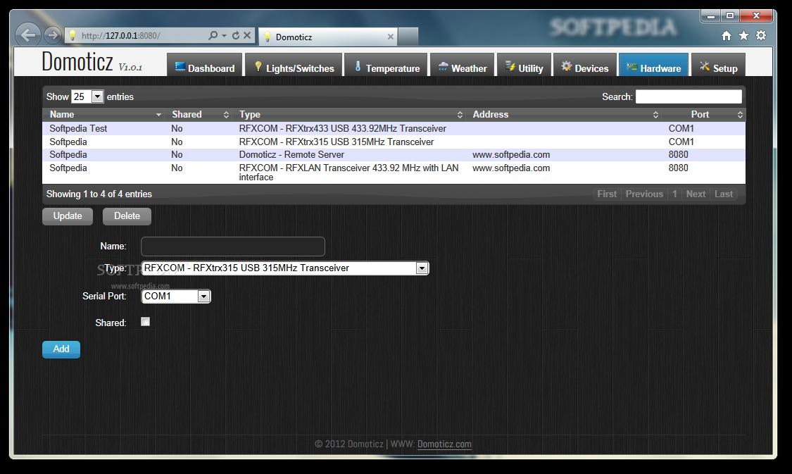 Download Domoticz 2 2284