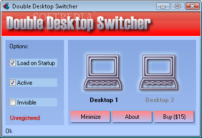 Double Desktop Switcher ������ ��� ������ �������