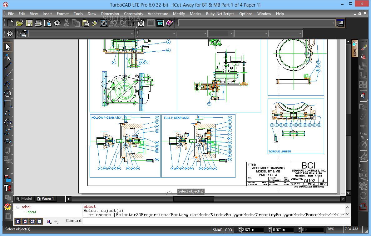 Download turbocad lte pro 80 build 85 maxwellsz