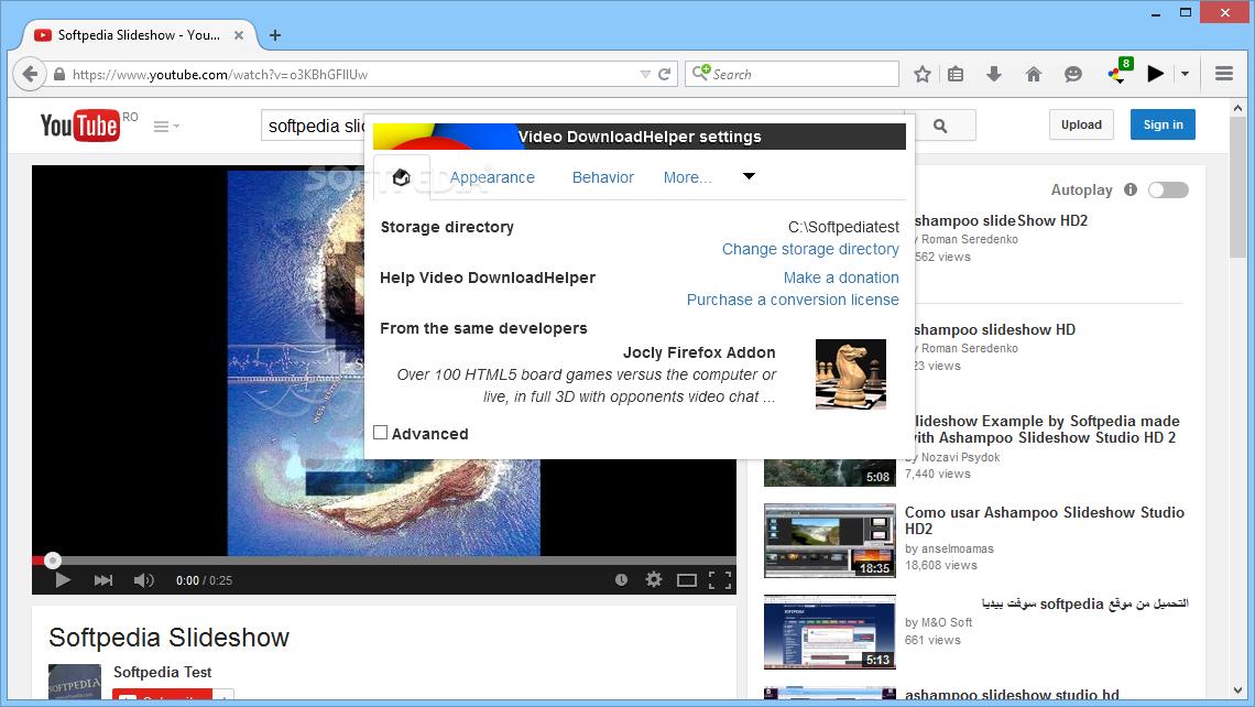 video download helper review