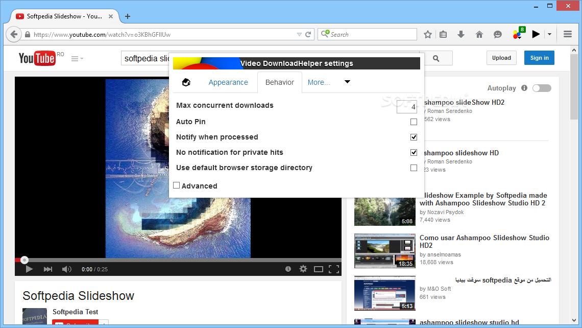 video downloadhelper converter registration code download