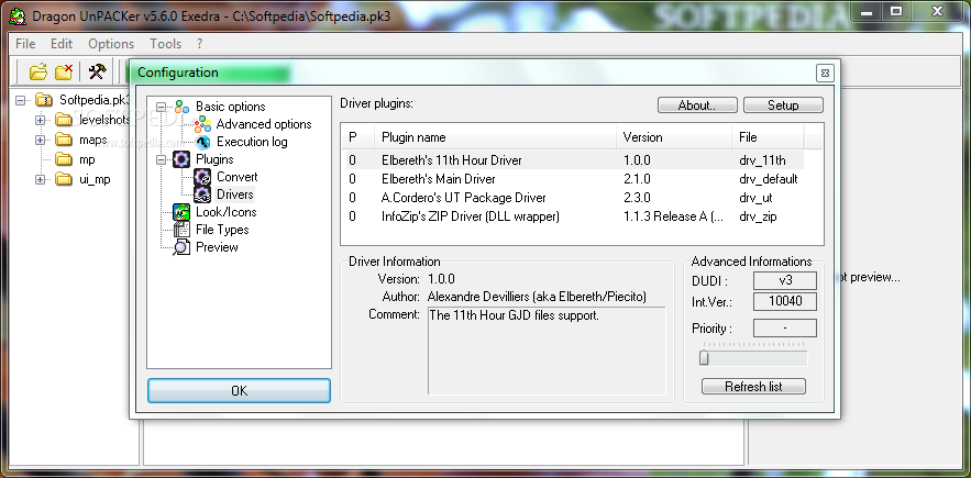 Download Dragon UnPACKer 5 6 2 Build 268 / 5 7 0 Build 284 Beta