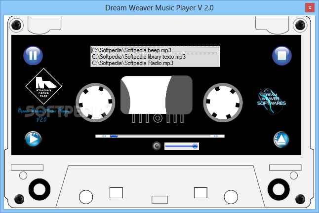 Download Dream Weaver Music Player 2 0