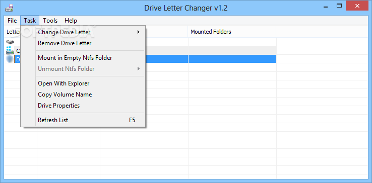 How To Change Os Drive Letter In Windows