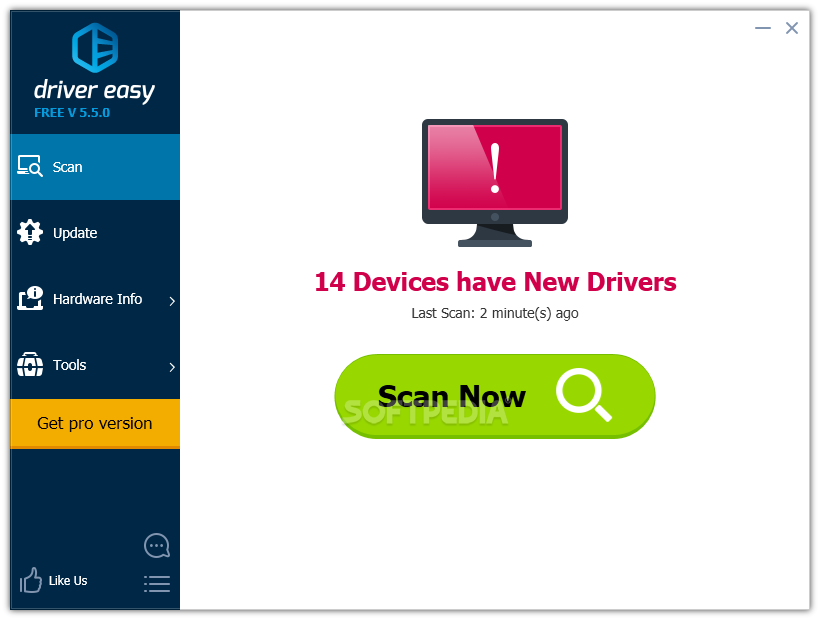 Portable Driver Easy Professional 5.5.2.18358