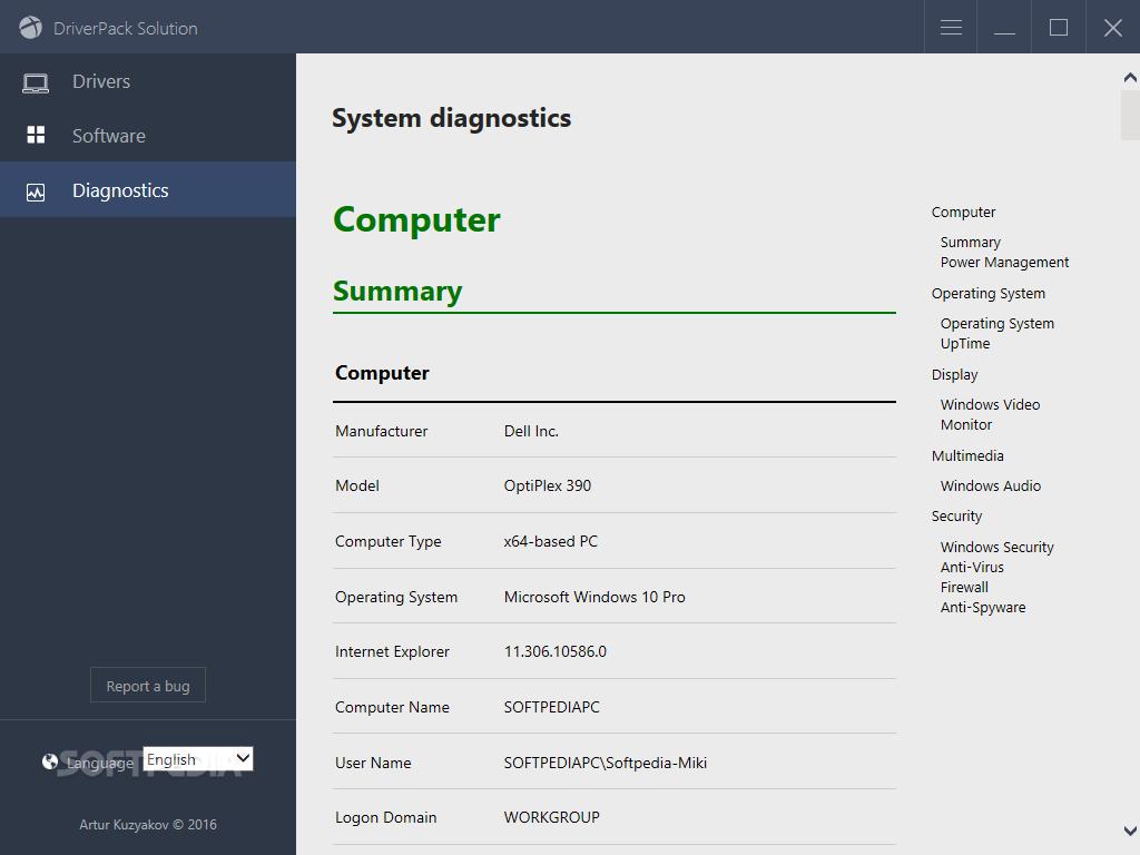 Download DriverPack Solution Online 17 11 5