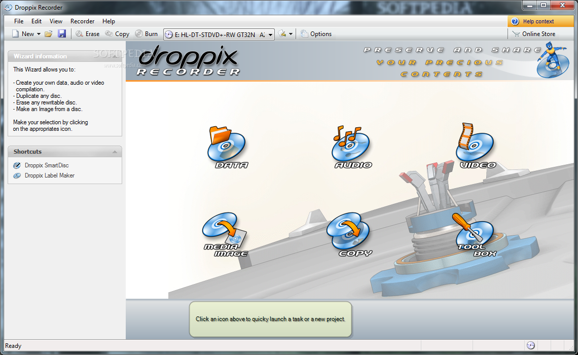 droppix crack