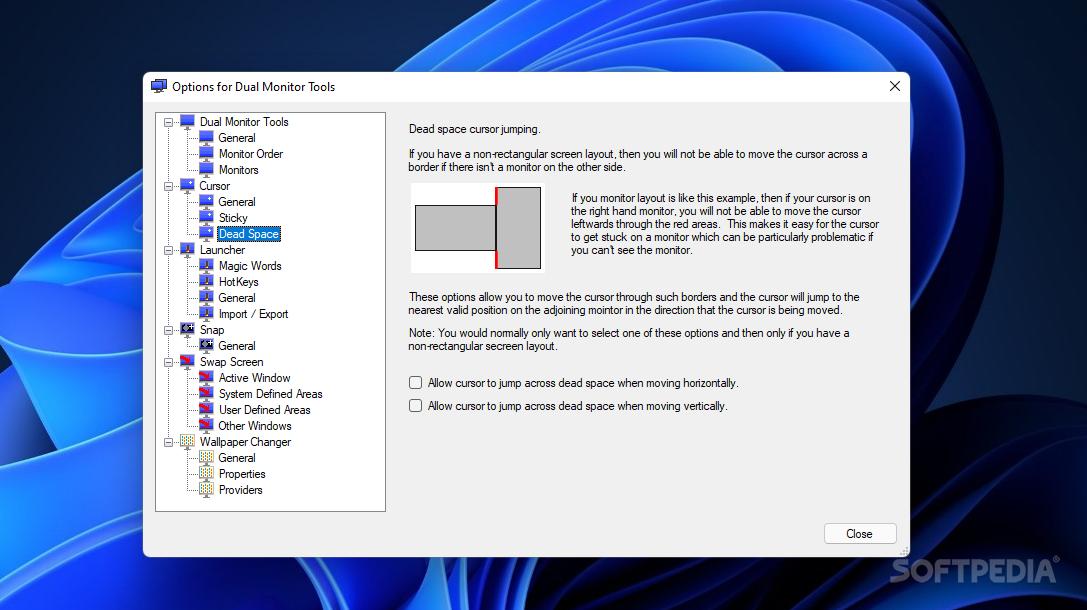 Download Dual Monitor Tools 2700