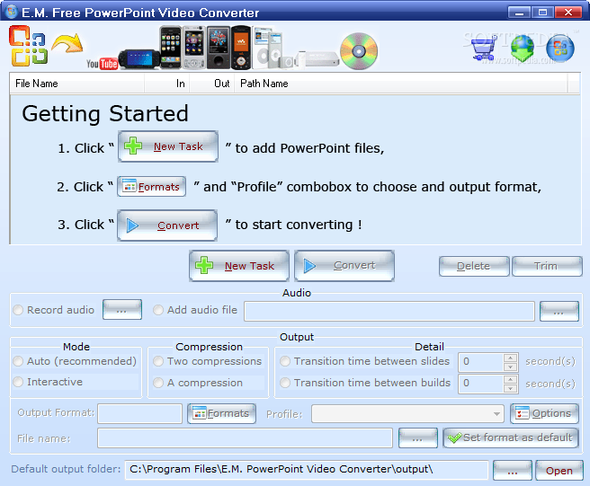 movavi powerpoint to video converter portable