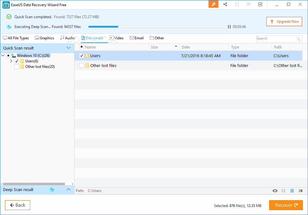 easeus data recovery free download full version windows 10