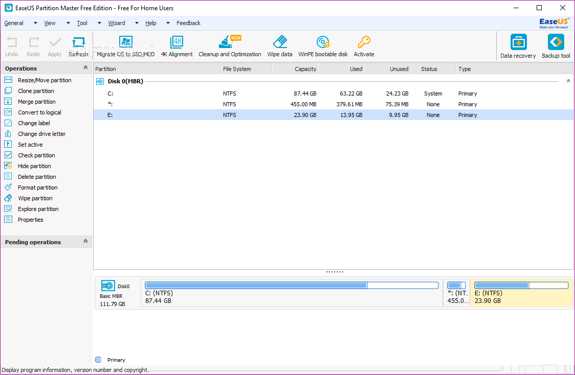 easeus partition master 12.8 professional edition + crack