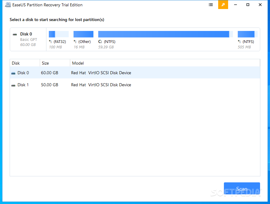 Download EASEUS Partition Recovery 8 5