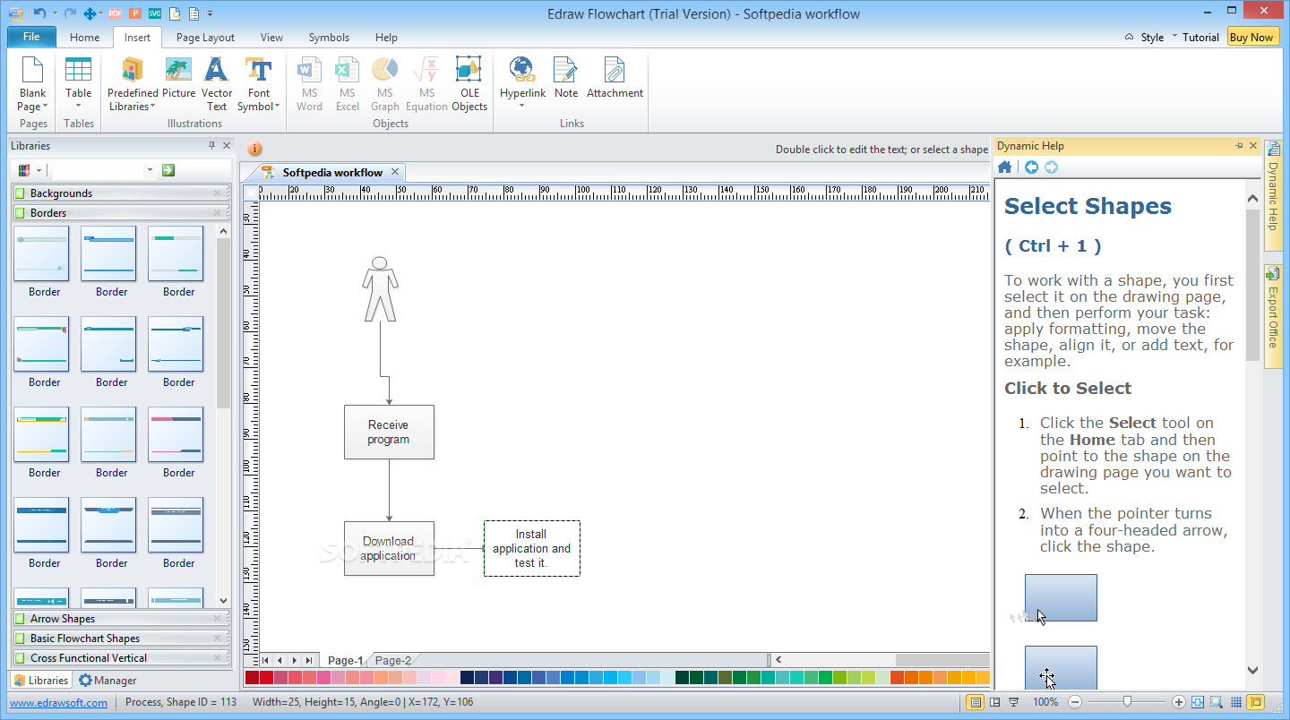 Flowchart Software 28 Images Flowchart Software With