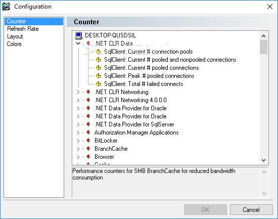 EF System Monitor screenshot #3
