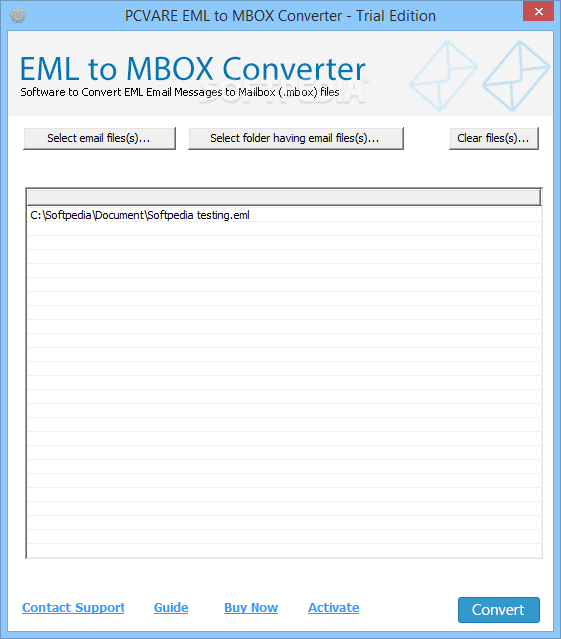 Download EML to MBOX Converter 7 3