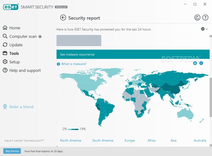 Eset Multi Device Security - Antivirus via Vergelijk.nl - vergelijk.nl