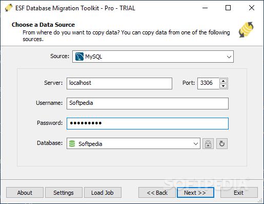 Download ESF Database Migration Toolkit - Pro 10 0 07