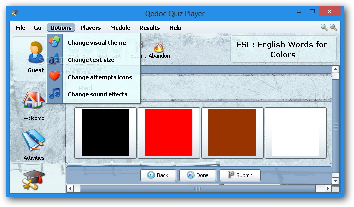 Download ESL: English Words for Colors 1 0 0005