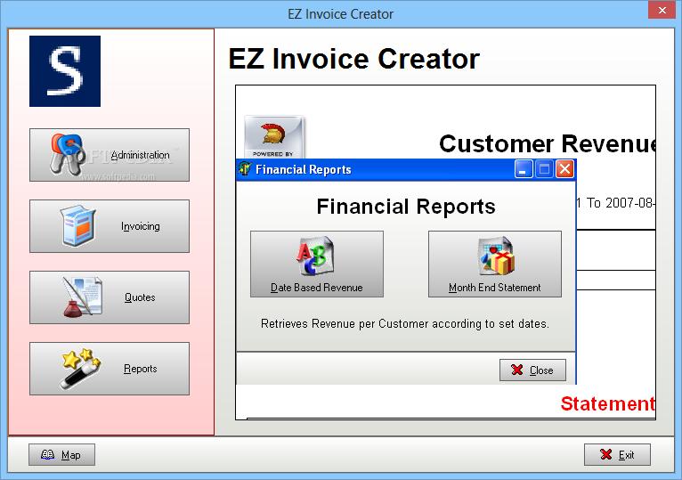 Download EZ Invoice Creator - Invoice making software