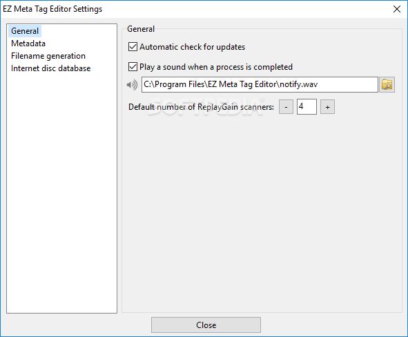 Download EZ Meta Tag Editor 1 1 0 1