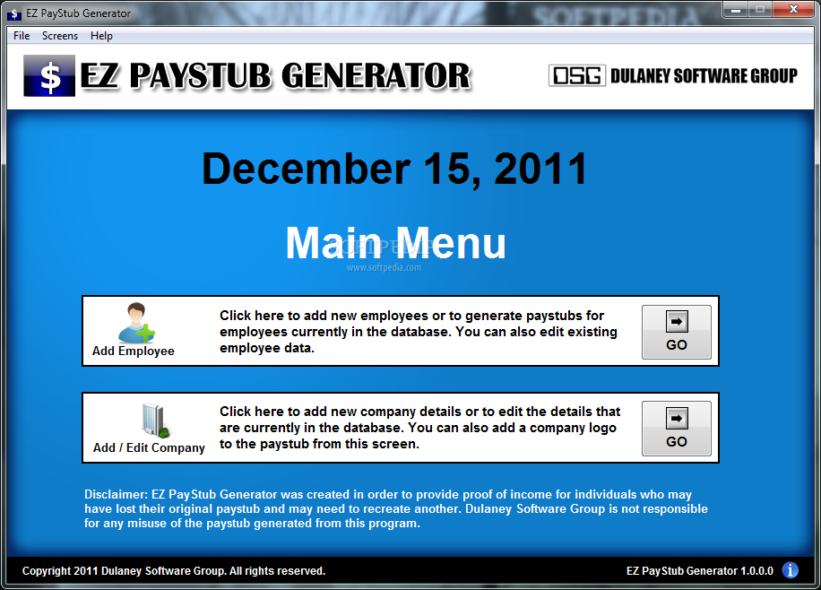 pay stub maker free download
