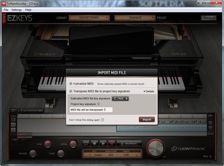 VST EZKEYS GRAND PIANO СКАЧАТЬ БЕСПЛАТНО