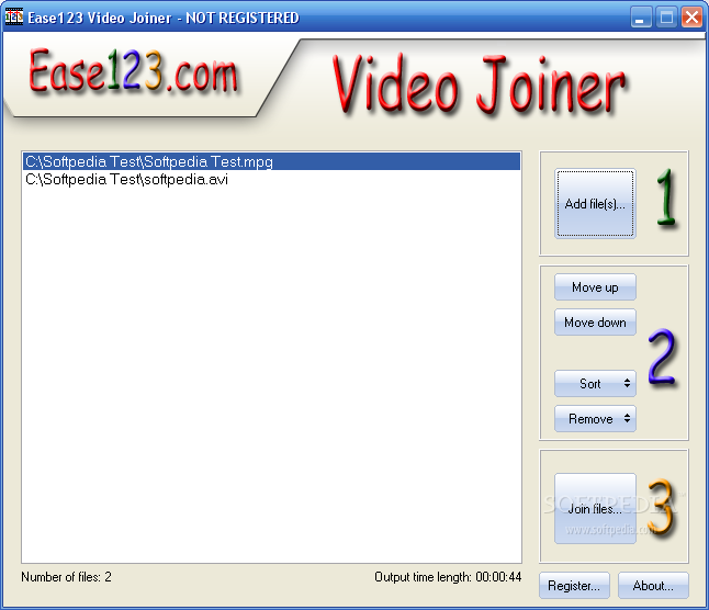 20 Jun 2014 Free download this Video Joiner for Mac or Windows to join vide