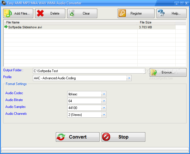Download Easy Amr Mp3 M4a Wav Wma Audio Converter 37