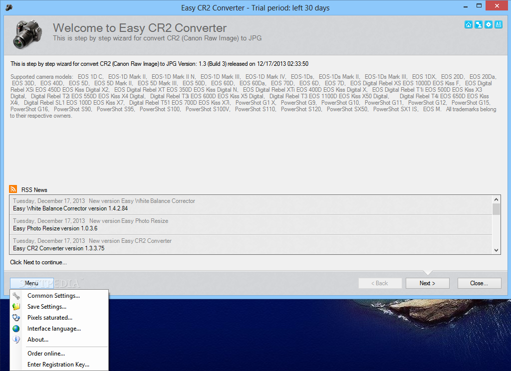 canon cr2 to jpg converter free download