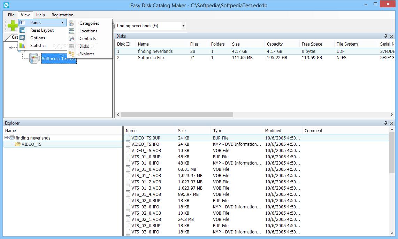 Download Easy Disk Catalog Maker 1 4 6 0