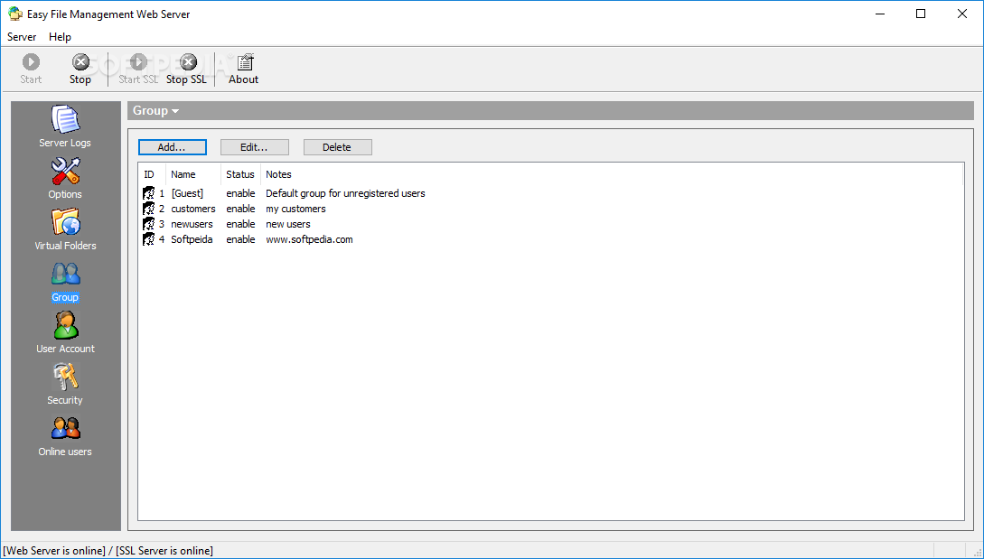 how to download files from ubc server