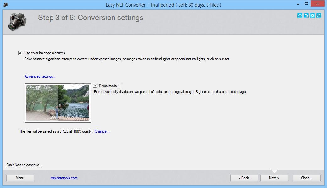 nef to jpg converter exe