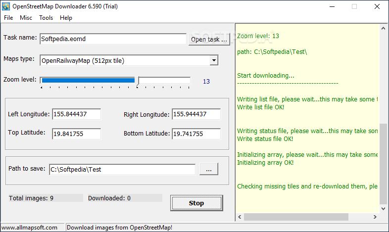 Download Easy OpenstreetMap Downloader 6 54
