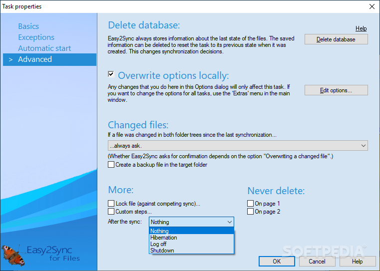 Download Easy2Sync for Files 8 01