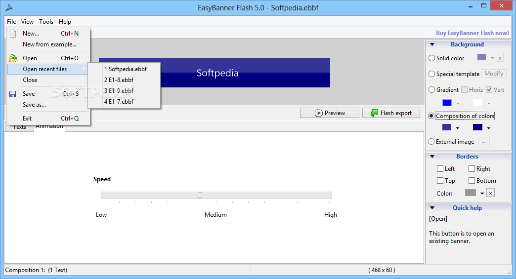 Download EasyBanner Flash 5 0