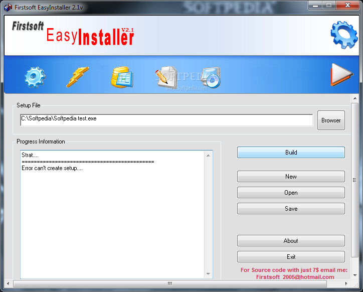 Download EasyInstaller For VB6 Users 2 1