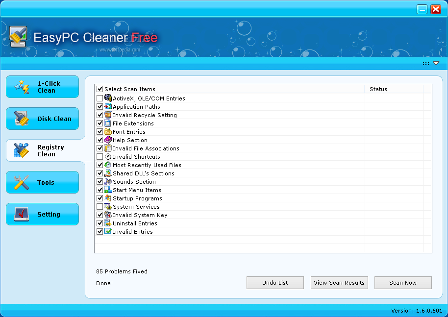 EasyPC Cleaner Free Download