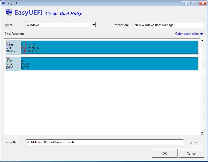 Download EasyUEFI 3 6 Release 1