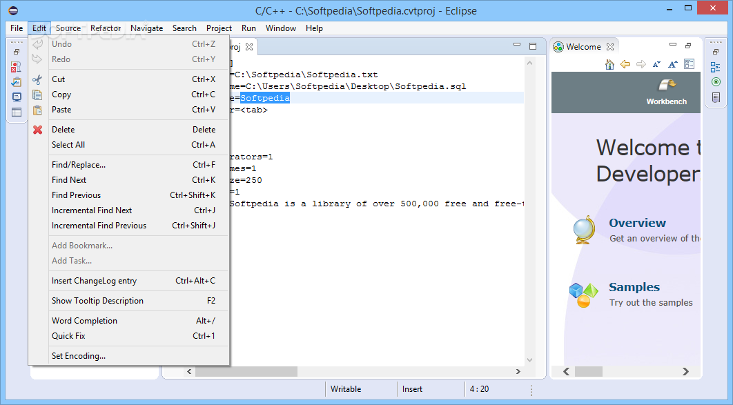 Eclipse Ide For C C Developers Download