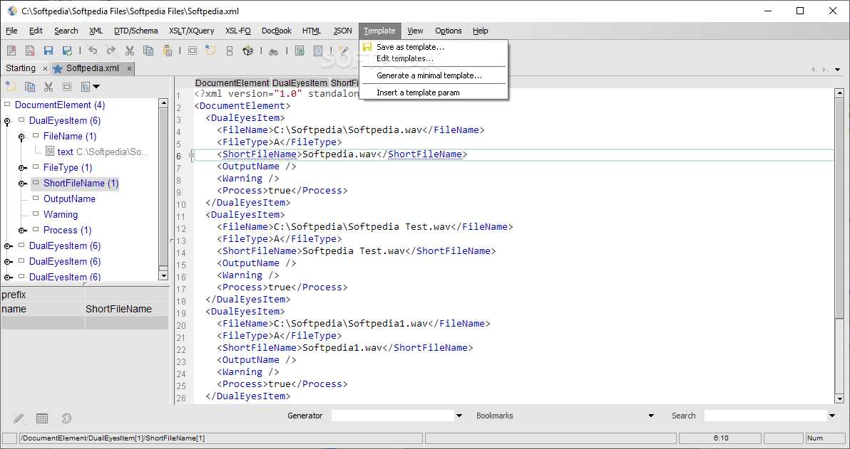 Download EditiX XML Editor 16 1 Build 160819