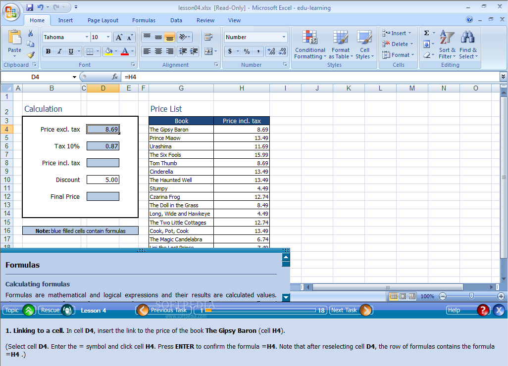 learning excel I can tell you from my perspective and how you should go about this.