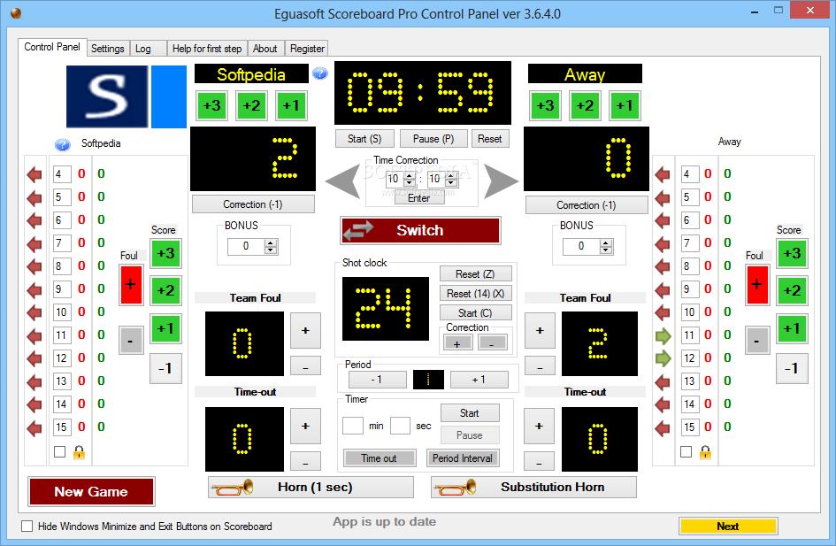 basketball scoreboard pro keygen