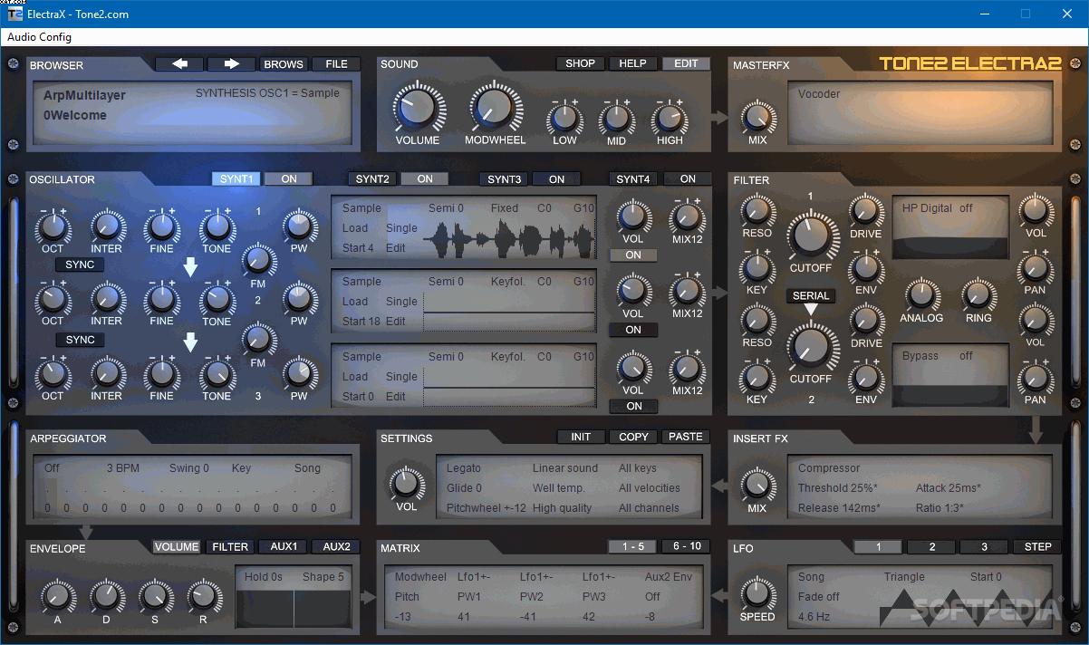 Download ElectraX 2 7 5