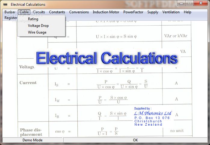 Download electrical calculations 27004 greentooth Image collections